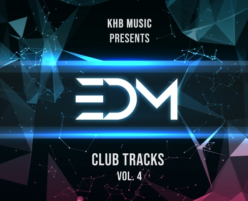 NEW PROMO: EDM CLUB TRACKS, VOL: 4