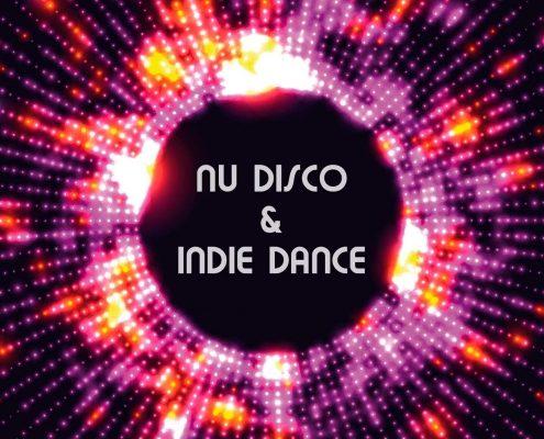 Spotify Playlist: NU DISCO & INDIE DANCE 2021
