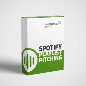 Spotify Playlist Pitching