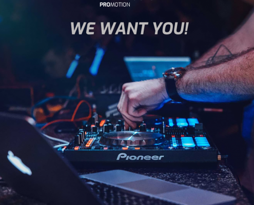 Wir suchen Blogger, Influencer, DJs und Musikredakteure