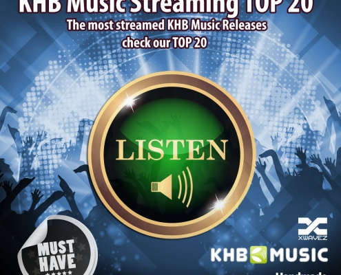KHB Music Streaming TOP 20 - 2nd quarter 2020
