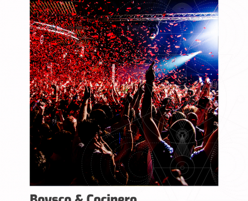 Now in Stores: Boysco & Cocinero - Dance to '21'