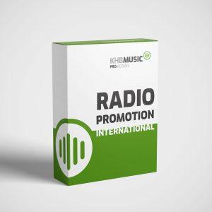 Radio Promotion – International - KHB Music Promotion - Onlineshop
