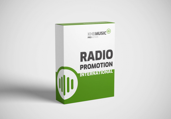 Radio Promotion – International - KHB Music Promotion - Onlineshop