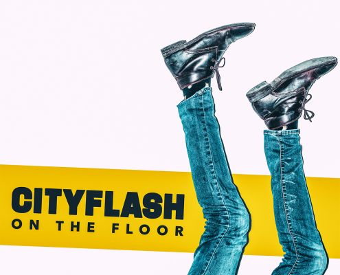 Watch the Teaser: Cityflash - On The Floor