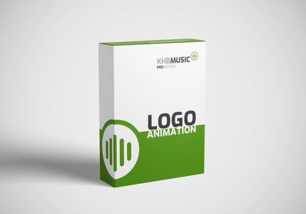 Logo Animation KHB Music Promotion Online Shop