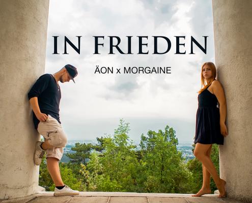 Äon x Morgaine - In Frieden Cover