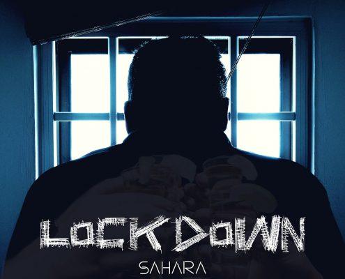 LOCKDOWN von Sahara Coverart