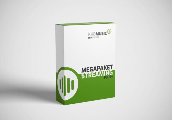 Megapaket StreamingPlus Spotify Promotion