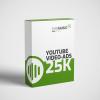 YouTube Video Views 25 K